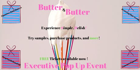 B&B Executive Pop Up Event by Simple, Delish! tickets