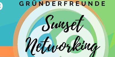 Gründerfreunde Sunset Networking Event