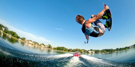 Wakeboarding Clinic With Brandon Judd (Day 2: Thursday, July 18th, 2019)