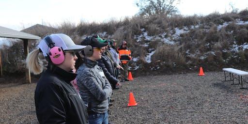 Women's Firearm Training BEGINNER