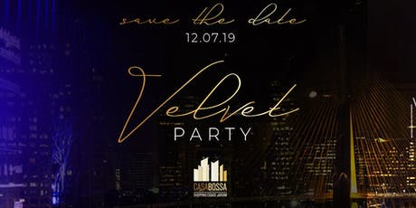 VELVET PARTY ingressos