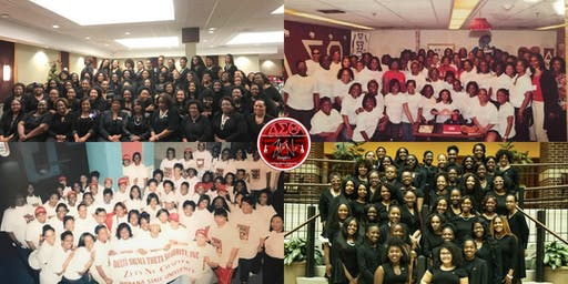 Zeta Nu Chapter of Delta Sigma Theta Sorority, Inc. 50th Celebration