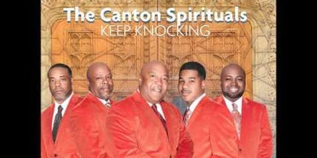 A NIGHT WITH THE CANTON SPIRITUALS tickets