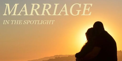 July Marriage in the Spotlight Teleconference
