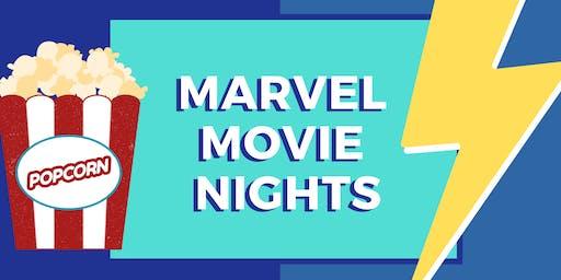 AUGUST Marvel Movie Night