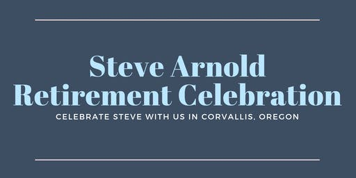Steve Arnold Retirement Celebration
