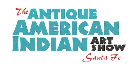 The Antique American Indian Art Show Santa Fe 2019