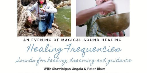 Healing Frequencies, Sounds for healing, dreaming and guidance