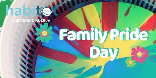 Habitot Family Pride Day