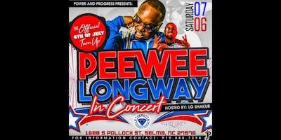 Peewee Longway July 6th 2019