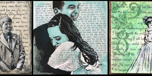 Lyrics & Memories Art Class