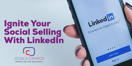 Ignite Your Social Selling With LinkedIn tickets