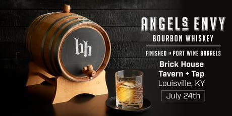 Brick House Louisville + Angel's Envy Wine Dinner tickets