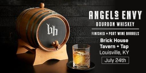 Brick House Louisville + Angel's Envy Wine Dinner