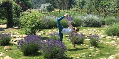 Mindful Morning Yoga at Earthbound Farm Stand