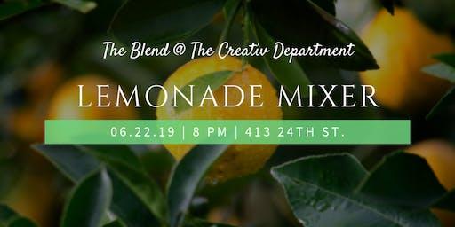 Lemonade Mixer