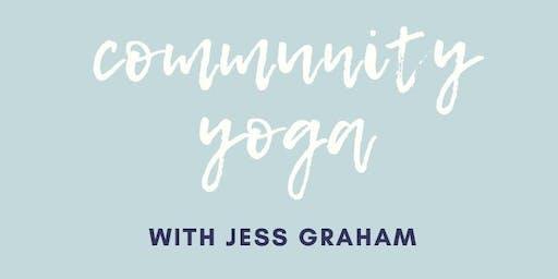 Community Yoga with Jess Graham