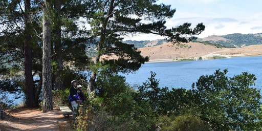 East Bay: Briones Reservoir Ramble