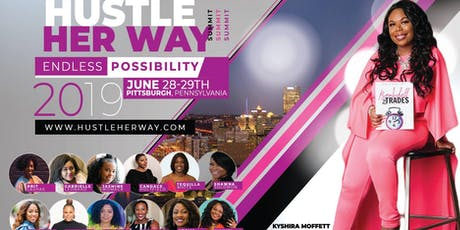 2019 Hustle HER Way Summit tickets
