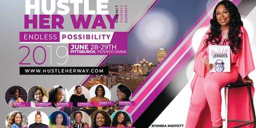 2019 Hustle HER Way Summit