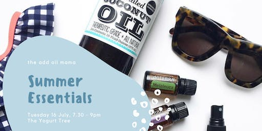 Summer Essentials Workshop