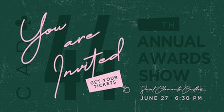 44th Annual CADC Awards Show tickets