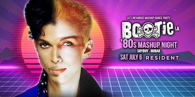 Bootie LA: '80s Mashup Night
