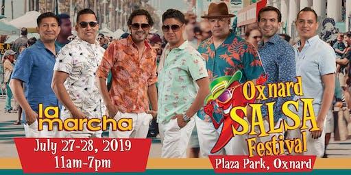 Limo Shuttle Service to The Oxnard Salsa Festival