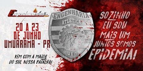 Engenharíadas Paranaense 2019 com a EPIDEMIA ! ingressos