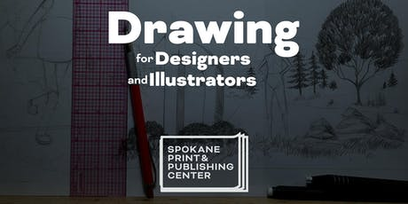 Drawing for Designers & Illustrators (3 Sessions) tickets