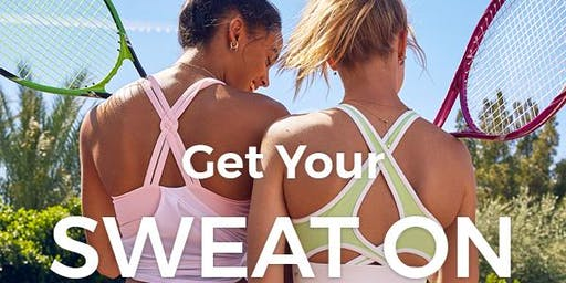 FREE Zumba with Fabletics