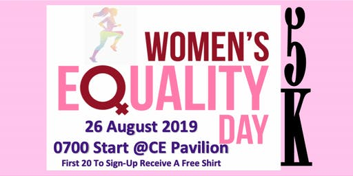 Womens Equality Day 5K