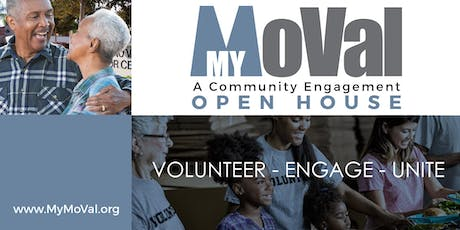 My MoVal Open House tickets
