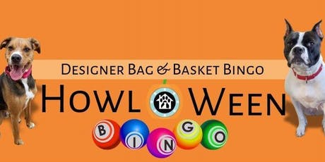 Howl-O-Ween BINGO Fundraiser for Operation Paws for Homes tickets