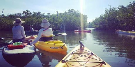Archaeology Paddle - July tickets