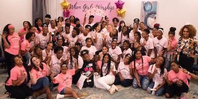 2019 When Girls Worship Overnight Retreat