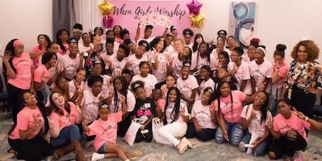 2019 When Girls Worship Overnight Retreat Attendee Registration tickets