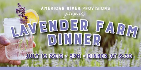 Lavender Farm Dinner tickets