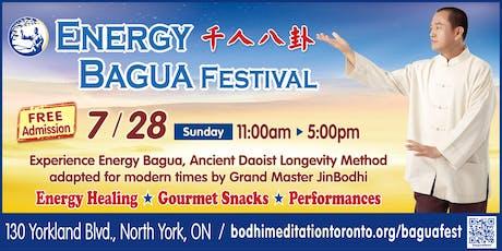 Energy Bagua Festival tickets