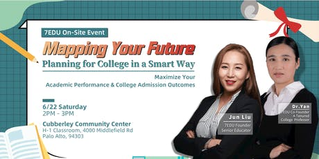 Mapping Your Future: Planning for College in a Smart Way tickets