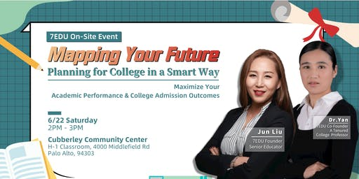 Mapping Your Future: Planning for College in a Smart Way