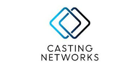 Casting Networks Free Seminar with Tommy Kouloukas - June 18th tickets