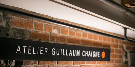 Ouverture officielle de l'Atelier Guillaum Chaigne downtown billets