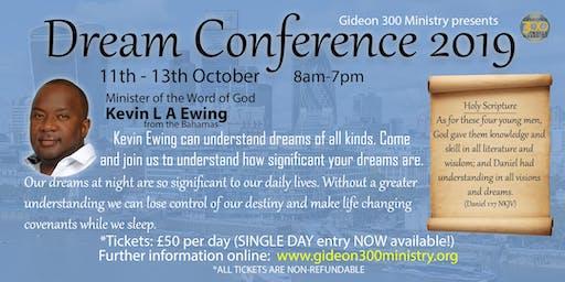 Dream Conference 2019 London