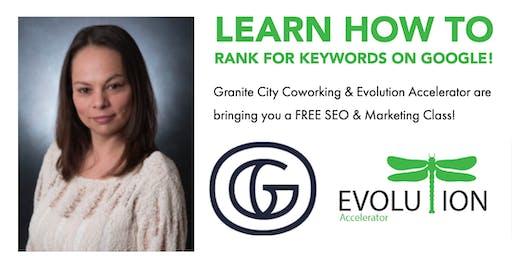 SEO & Marketing Free Workshop