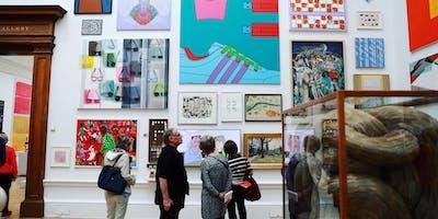 London Art Tour (RA SUMMER EXHIBITION) – 16/06