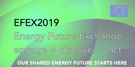 EFEX 2019 Energy Future Exchange tickets