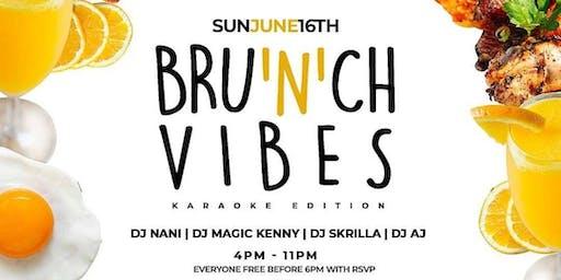 BRUNCH'N'VIBES (Afrocarribean inspired brunch)