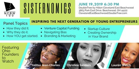 SISTERNOMICS: INSPIRING THE NEXT GENERATION  OF YOUNG BLACK FEMALE ENTREPRENEURS  tickets