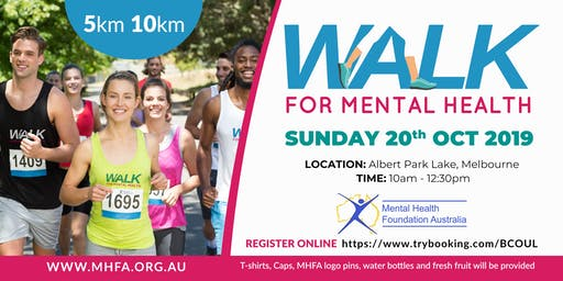 Walk for Mental Health 2019